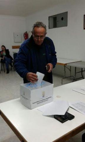Ana María García es ratificada como alcaldesa-pedánea de El Raiguero, mientras eligen a María José Romero en la diputación de Mortí - 3