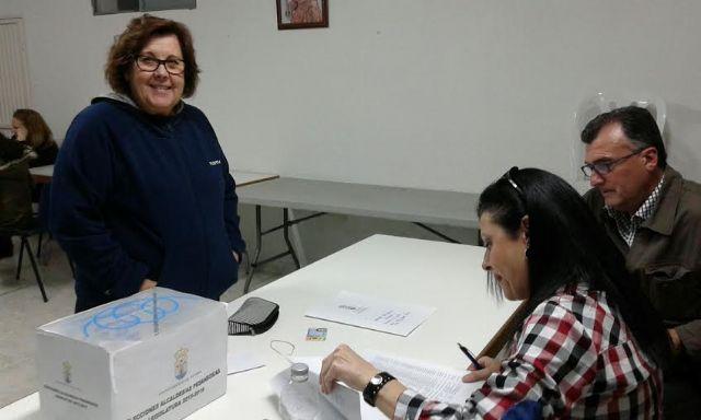 Ana María García es ratificada como alcaldesa-pedánea de El Raiguero, mientras eligen a María José Romero en la diputación de Mortí - 4