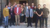 González Tovar afirma en Mula que el PSOE está comprometido con la cultura, con el comercio tradicional y con los bienes patrimoniales de la Región