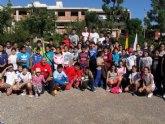 Un total de 202 escolares participaron en la Fase Local de Orientación de Deporte Escolar