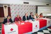 Mazarrón acoge una nuevas jornadas de emergencias regionales de Cruz Roja