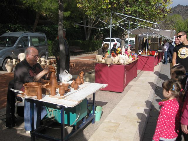 Traditional Artisan Market in La Santa is celebrated with great attendance on Sunday morning, Foto 2
