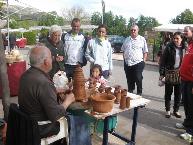 Traditional Artisan Market in La Santa is celebrated with great attendance on Sunday morning, Foto 4
