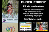 Totana.com se suma al Black Friday