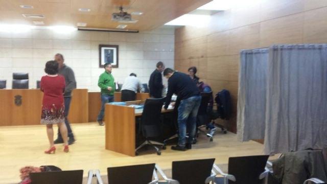 Las elecciones sindicales en el Ayuntamiento establecen los nuevos representantes de los trabajadores públicos para la legislatura 2015/2019