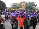 El IES Prado Mayor conmemoró el Día Internacional Contra La Violencia de Género