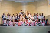 Presentación candidatas a reina infantil - Mazarrón