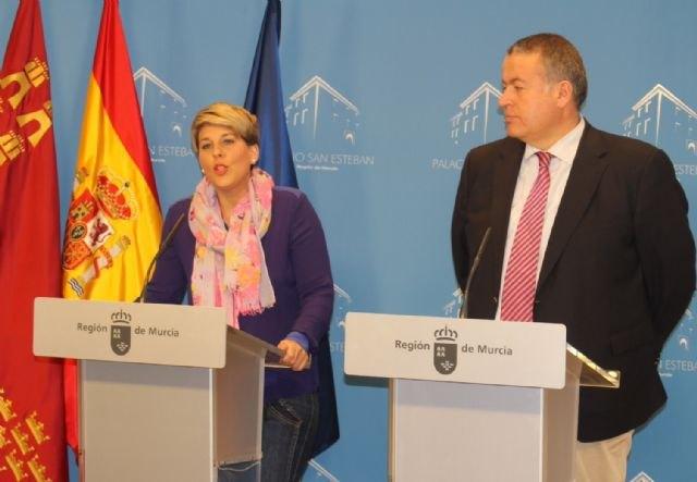 Renovación de representantes del consorcio turístico Vías verdes de la Región de Murcia, Foto 1