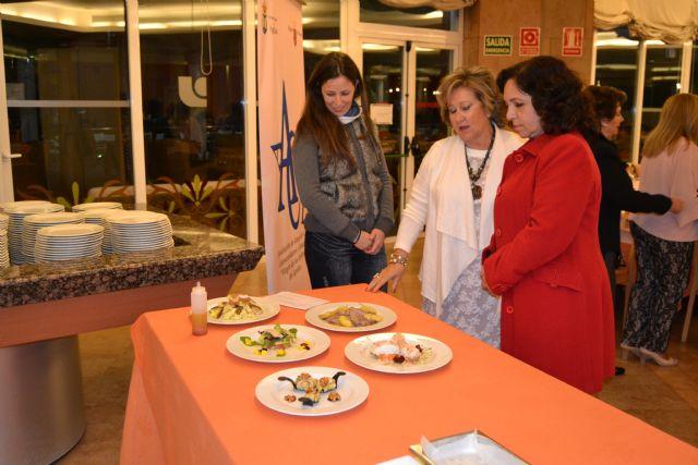 Guilas las amas de casa celebran su tradicional curso - Curso de cocina murcia ...