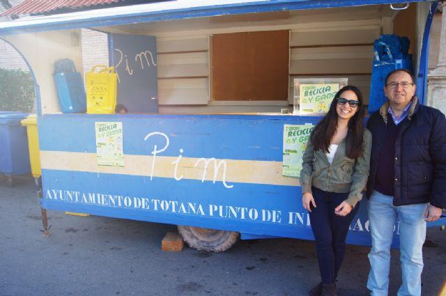 Las concejalías de Medio Ambiente y Educación Ambiental continúan con la campaña de concienciación ciudadana para el adecuado reciclado de selectiva, Foto 3