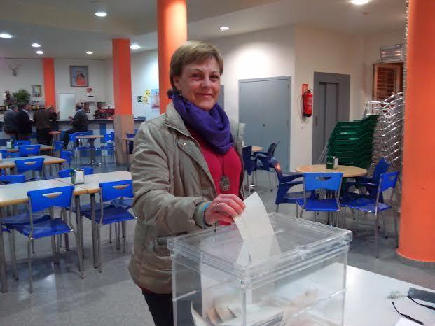 Paqui Caballero es elegida nueva alcaldesa-pedánea de El Paretón-Cantareros, Foto 2