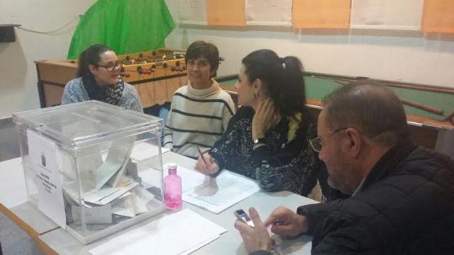 Paqui Caballero es elegida nueva alcaldesa-pedánea de El Paretón-Cantareros, Foto 5