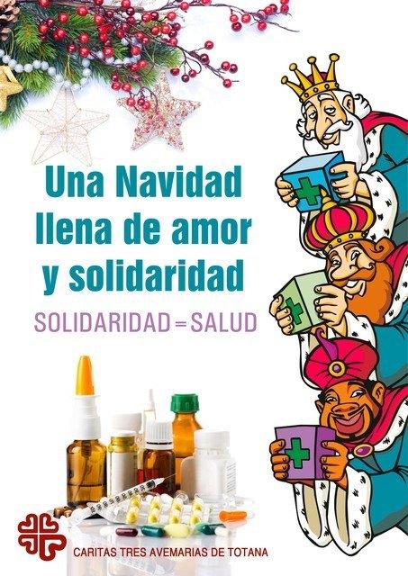 Cáritas Tres AveMarías pone en marcha la campaña Farmacia Solidaria, Foto 2