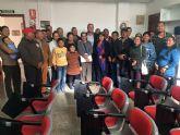 El alcalde se reúne con la Cónsul de Ecuador en la Región de Murcia