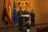 Alhama participa en el acto conmemorativo del XXXVII aniversario de la Constituci�n Española