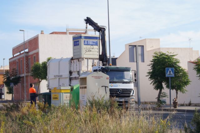 No se prestará el servicio de recogida de residuos sólidos urbanos las noches del 7 al 8 y del 9 al 10 de diciembre por las fiestas de Santa Eulalia, Foto 1