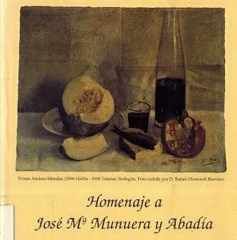 El Archivo municipal recibirá documentos donados por los herederos del historiador José María Munuera y Abadía, Hijo Adoptivo de Totana, Foto 1