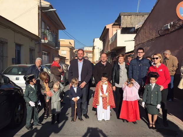 """Las comunidades educativas de los colegios """"Santa Eulalia"""" y """"Reina Sofía"""" celebran sus tradicionales romerías escolares, Foto 1"""
