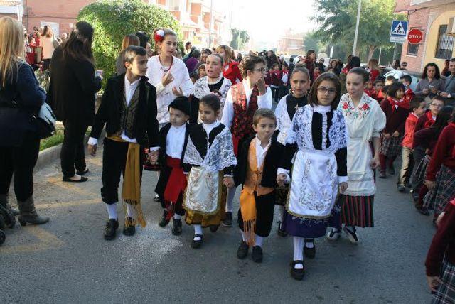 """Las comunidades educativas de los colegios """"Santa Eulalia"""" y """"Reina Sofía"""" celebran sus tradicionales romerías escolares, Foto 2"""