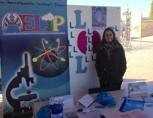 AELIP está presente hoy en las II jornadas universitarias de voluntariado UCAM, Foto 2