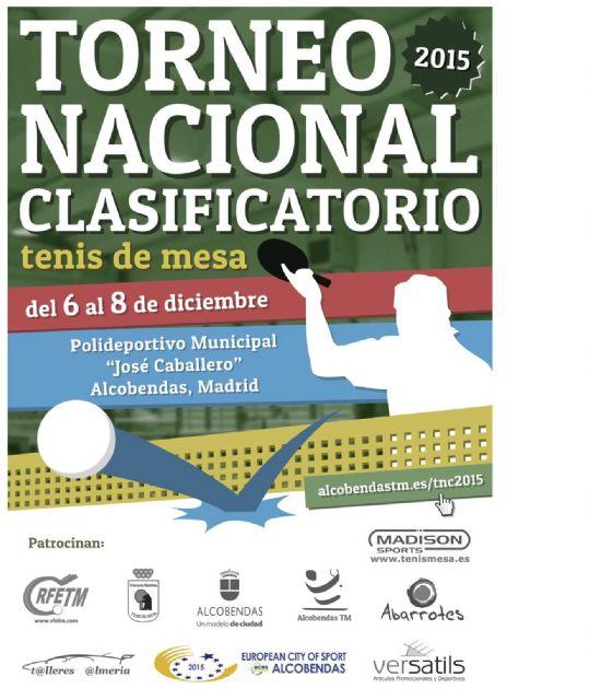 Seis jugadores del Club Totana TM participarán en el torneo nacional clasificatorio en Alcobendas, Foto 1