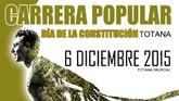 La Concejalía de Deportes organiza el próximo domingo 6 de diciembre la Carrera Popular del Día de la constitución