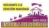 La Concejalía de Juventud y el Colectivo para la Promoción Social El Candil abren el plazo de inscripción para la Escuela de Navidad 2015/2016