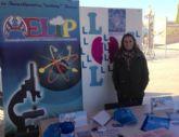 AELIP está presente hoy en las II jornadas universitarias de voluntariado UCAM