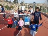 Comineza el campeonato navideño de tenis del Club Kuore