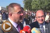 Romería de Santa Eulalia - Declaraciones del Alcalde de Totana y del Presidente de la Comunidad