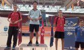 Club Totana tm. Torneo nacional de Alcobendas. Medalla de plata y bronce en infantil