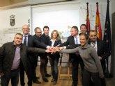 La iniciativa Vía compromiso propone la participación de las empresas en la mejora de las vías verdes de la Región