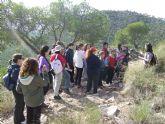 Organizan este fin de semana actividades de voluntariado y una ruta guiada por Sierra Espuña