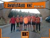 """El Grupo de Amigos de la Montaña """"Kasi Ná Trail"""" celebró su primer aniversario"""