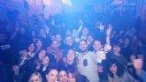 Gran éxito del concierto de The Tracks de las Fiestas de Santa Eulalia 2015