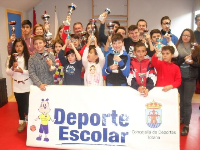 "The Sports Council organized the Local Phase Chess School Sports in the Sports Pavilion ""Manolo Ibáñez"" - 2"