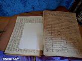 El Archivo municipal recibe documentos donados por los herederos del ilustre historiador José María Munuera y Abadía, Hijo Adoptivo de Totana - 10