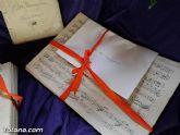 El Archivo municipal recibe documentos donados por los herederos del ilustre historiador José María Munuera y Abadía, Hijo Adoptivo de Totana - 14
