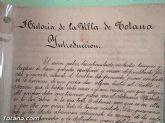El Archivo municipal recibe documentos donados por los herederos del ilustre historiador José María Munuera y Abadía, Hijo Adoptivo de Totana - 22