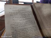 El Archivo municipal recibe documentos donados por los herederos del ilustre historiador José María Munuera y Abadía, Hijo Adoptivo de Totana - 29