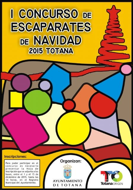 Today is the deadline for registration for businesses wishing to participate in the contest I of Totana Christmas Window Dressing, Foto 1