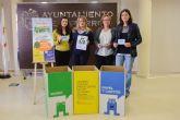 """Mercados y comercios se implican en la campaña """"Mazarrón recicla"""""""
