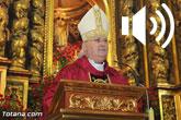 Felicitaci�n de Navidad del Obispo de Cartagena
