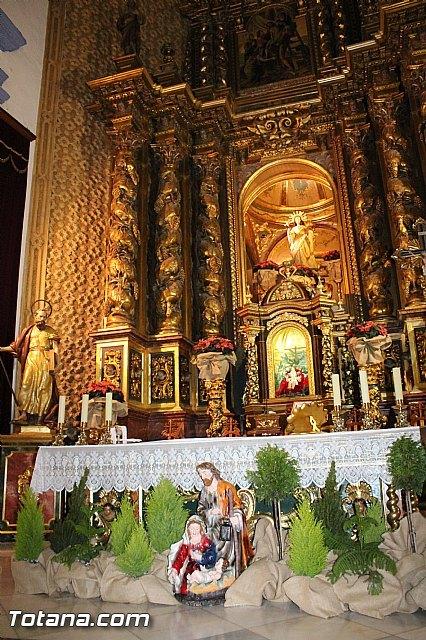 The Coral Santiago sang Christmas Mass, December 25 - 1