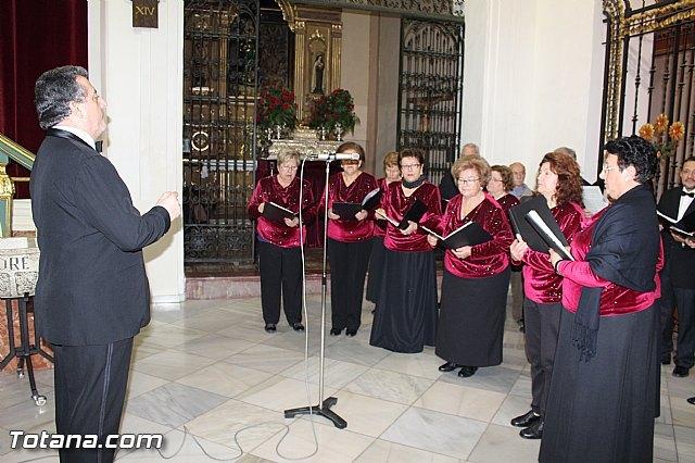 The Coral Santiago sang Christmas Mass, December 25 - 2