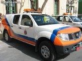 Convenios con Caravaca, Jumilla y Totana para apoyo de Protección Civil en grandes emergencias