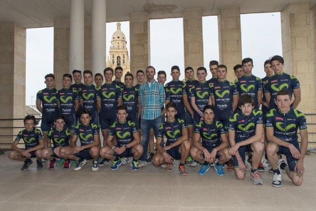 Valverde Team arranca su proyecto 3.0