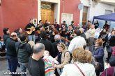 El III desayuno solidario a beneficio de Cáritas recaudó unos 50 Kg de comida y 65 juguetes - 1