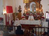 Celebración del día de Navidad y el día de Año Nuevo en la Ermita de La Huerta - 2