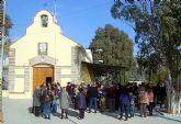 Celebración del día de Navidad y el día de Año Nuevo en la Ermita de La Huerta - 12